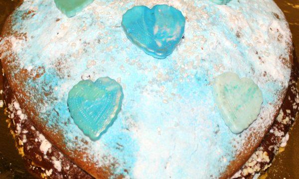 Torta Cuore Tiffany