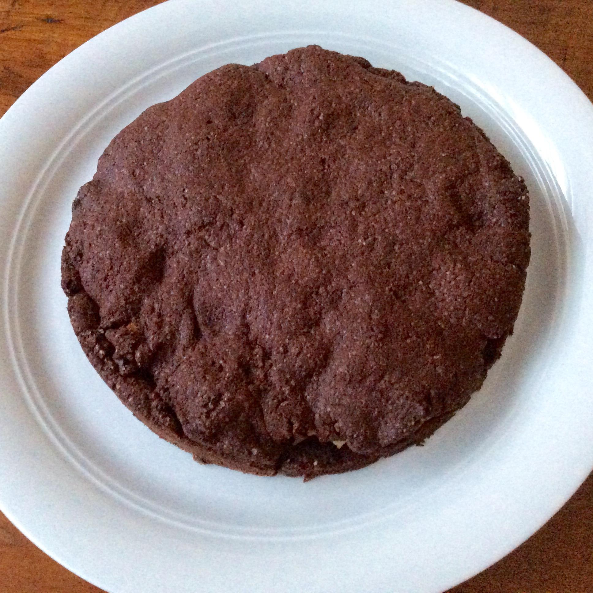 Crostata rustica cacao e pere