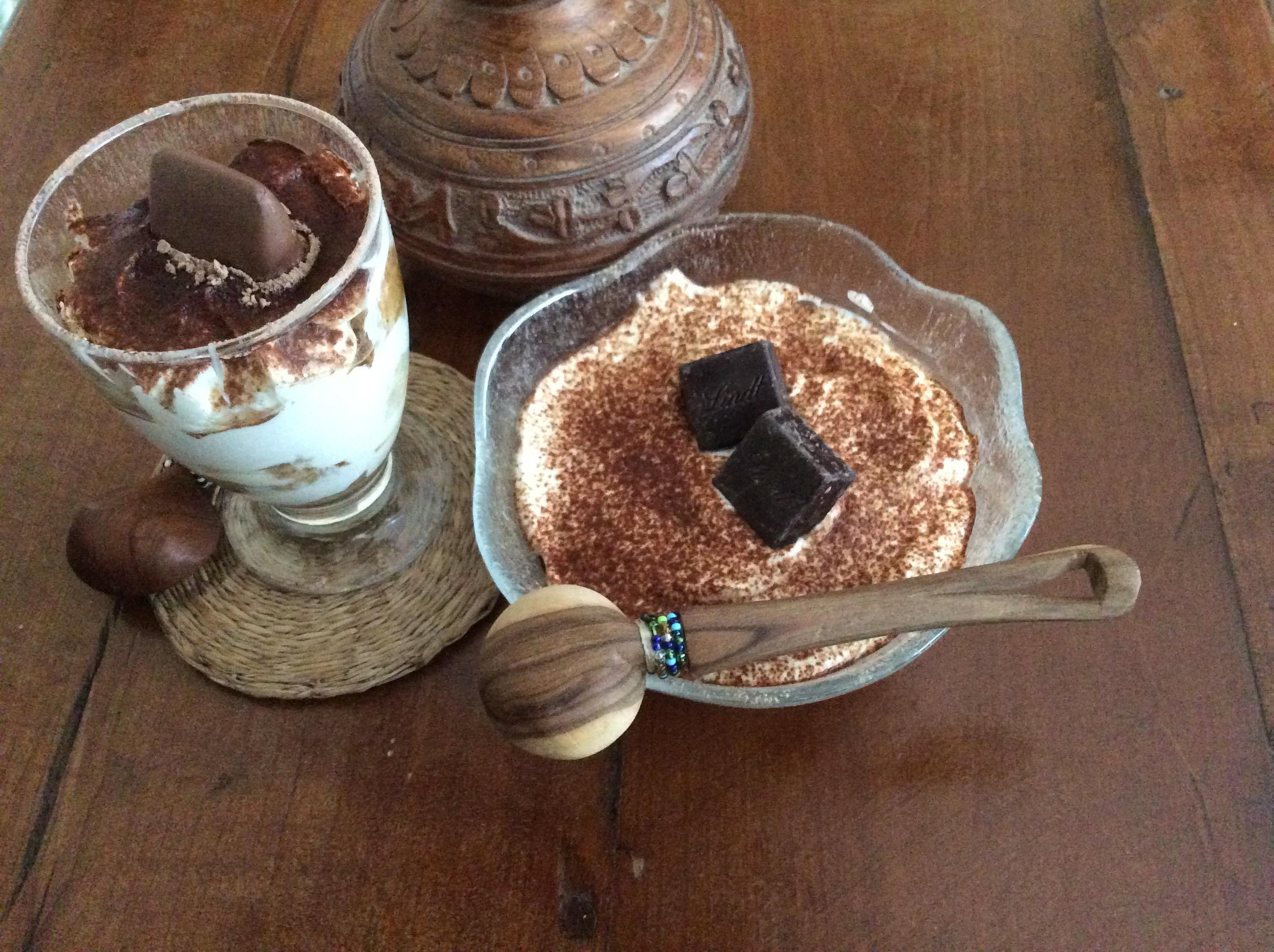 Coppa Crema ricotta e yogurt