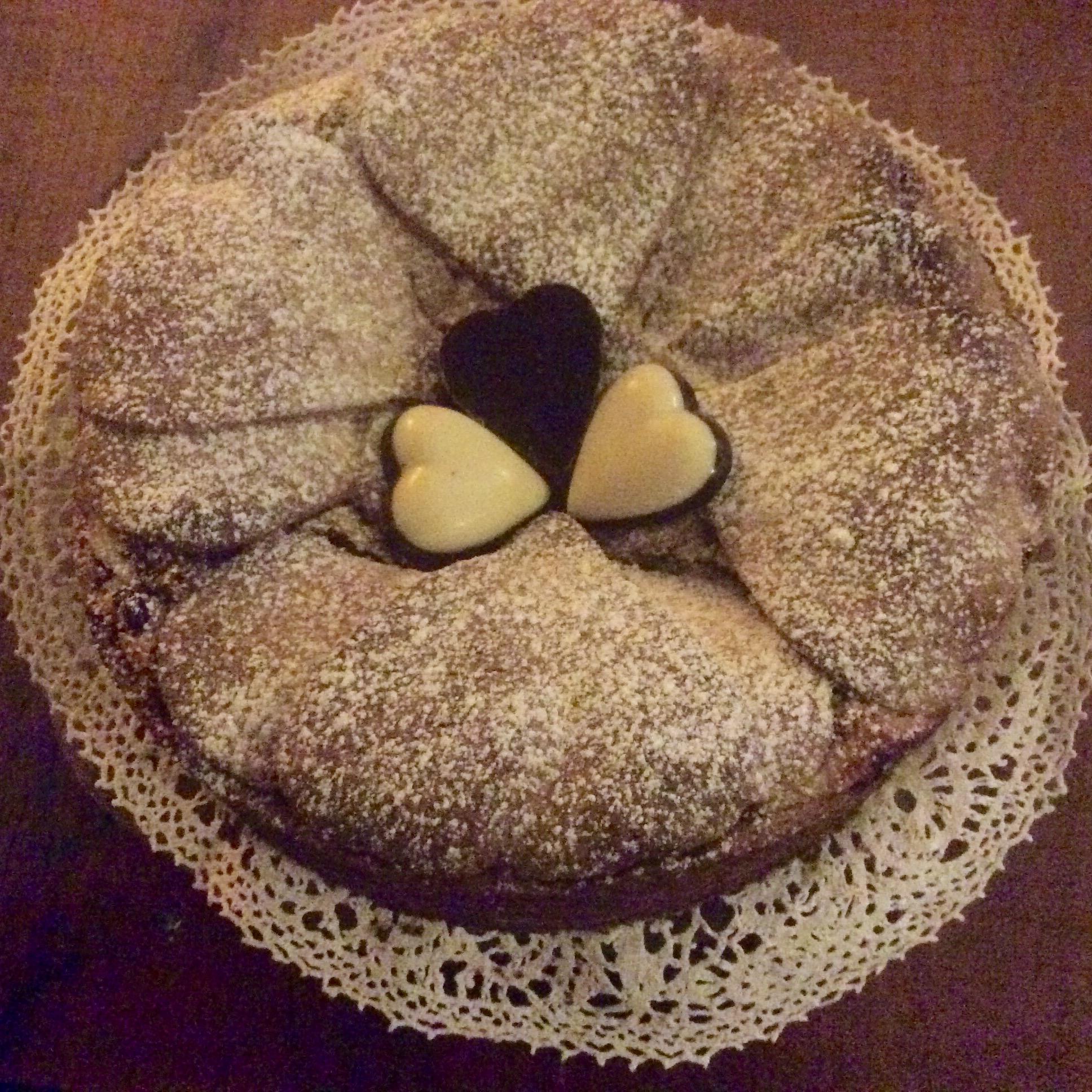 Cassata al forno (o Torta dell'amore)