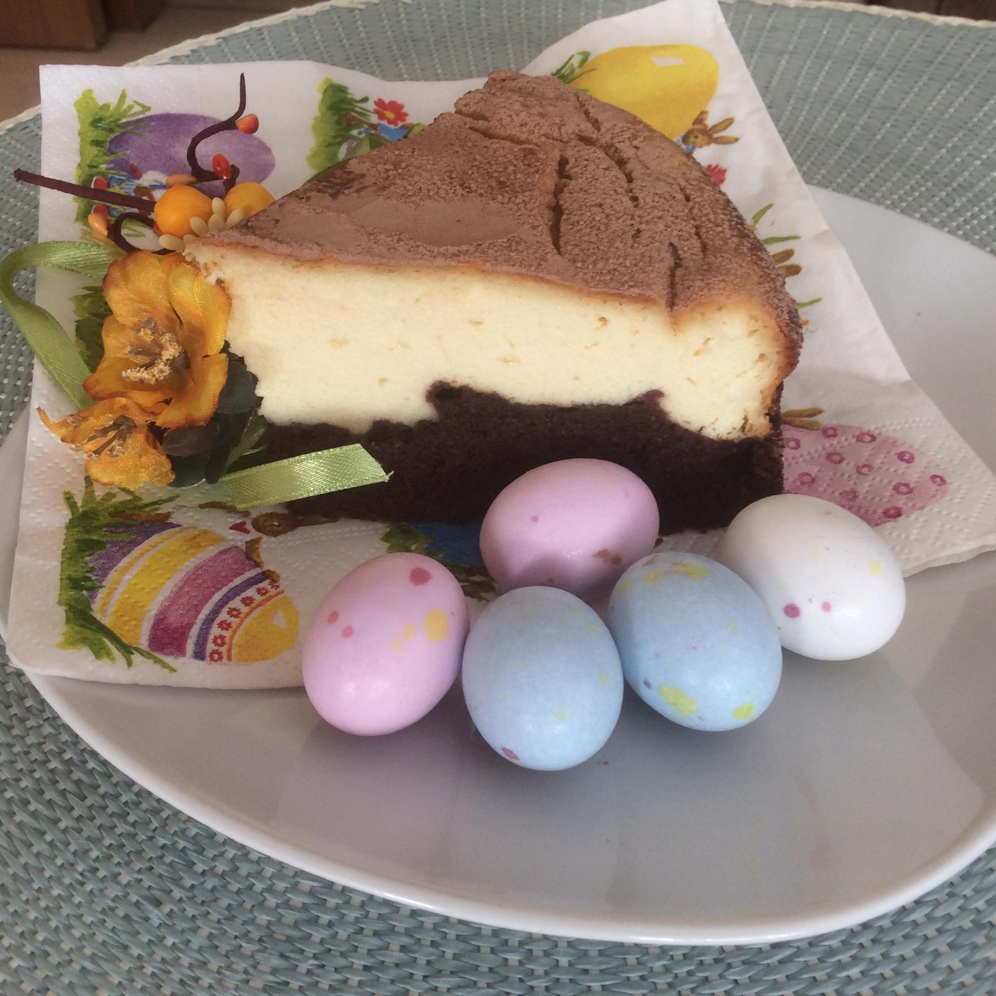 Torta di Pasqua fetta