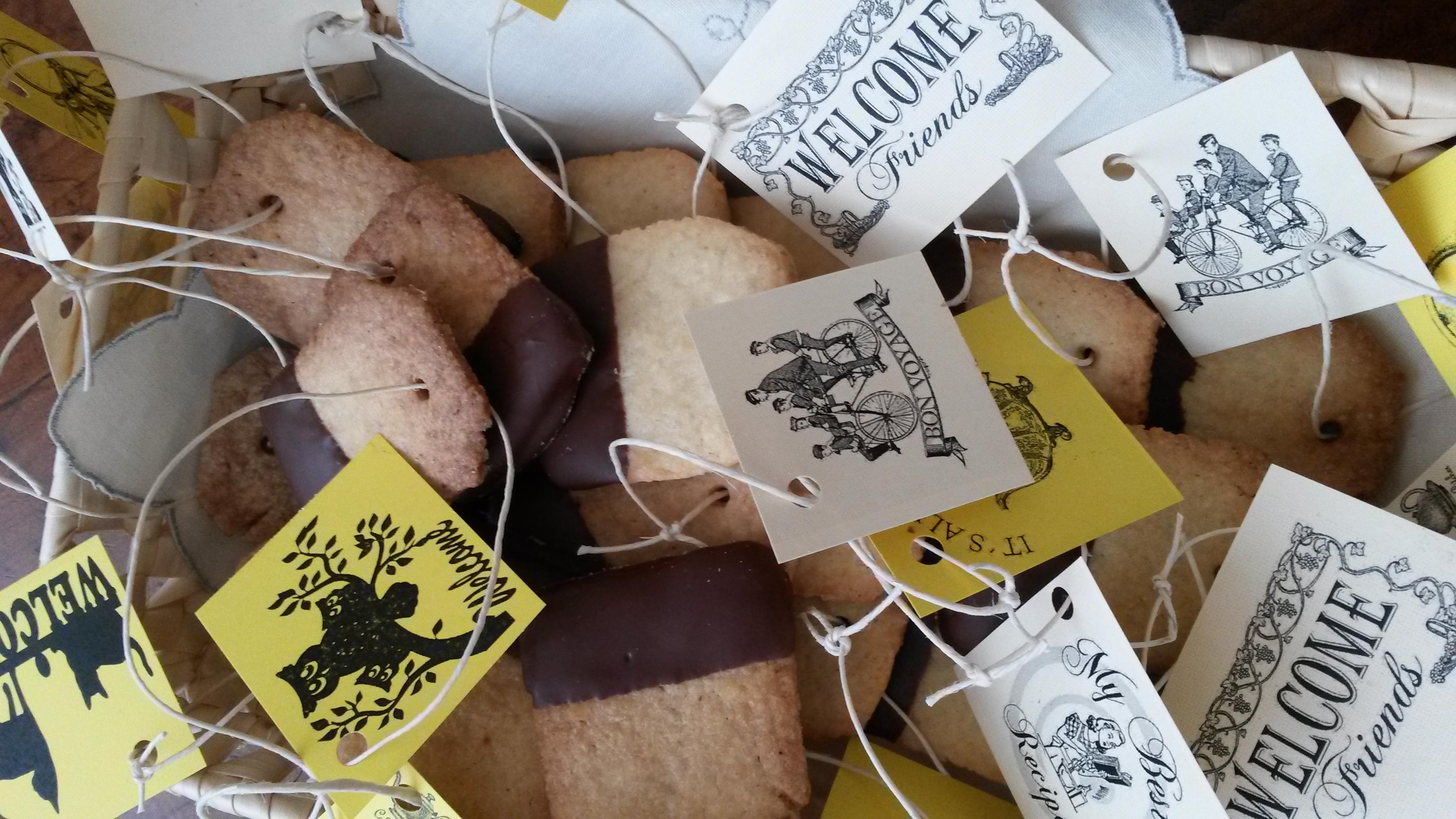 Biscotti bustina da the