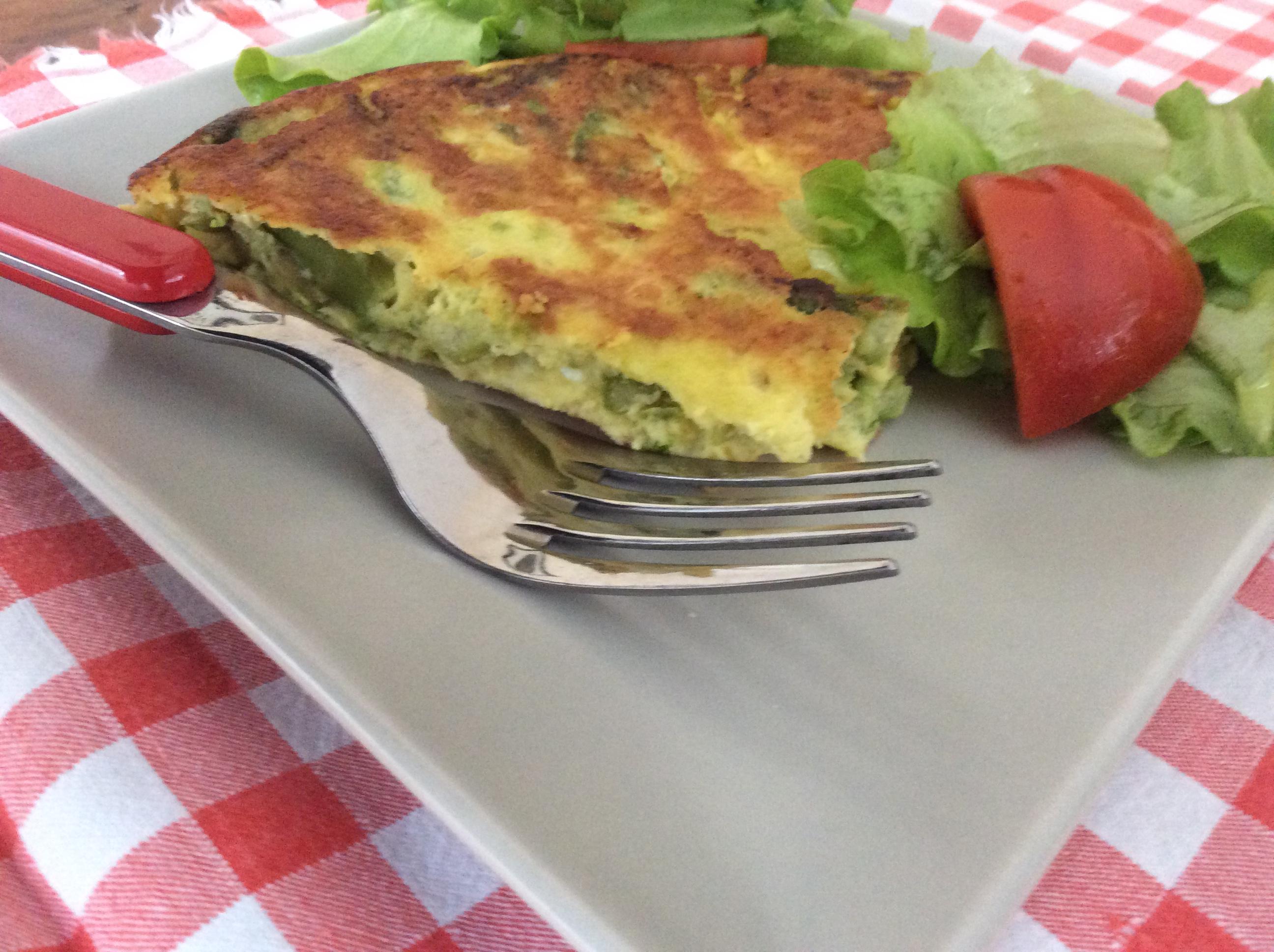 frittata-asparagi