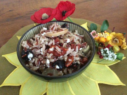 Mix di risi in insalata