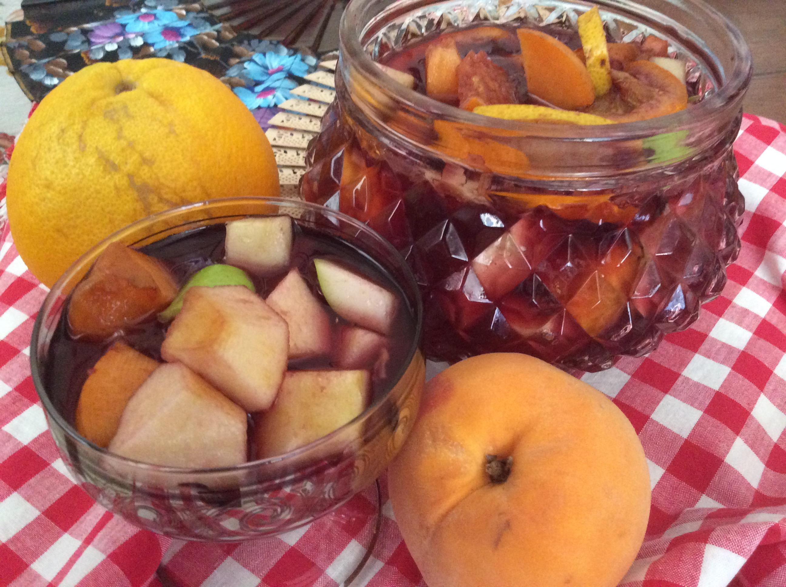 frutta sangria