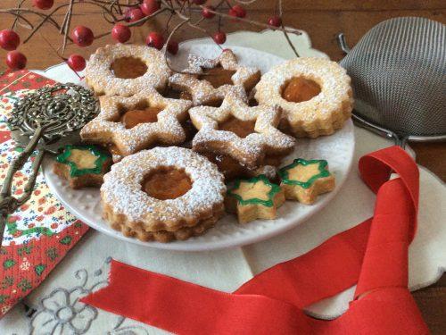 Biscotti doppi di Natale