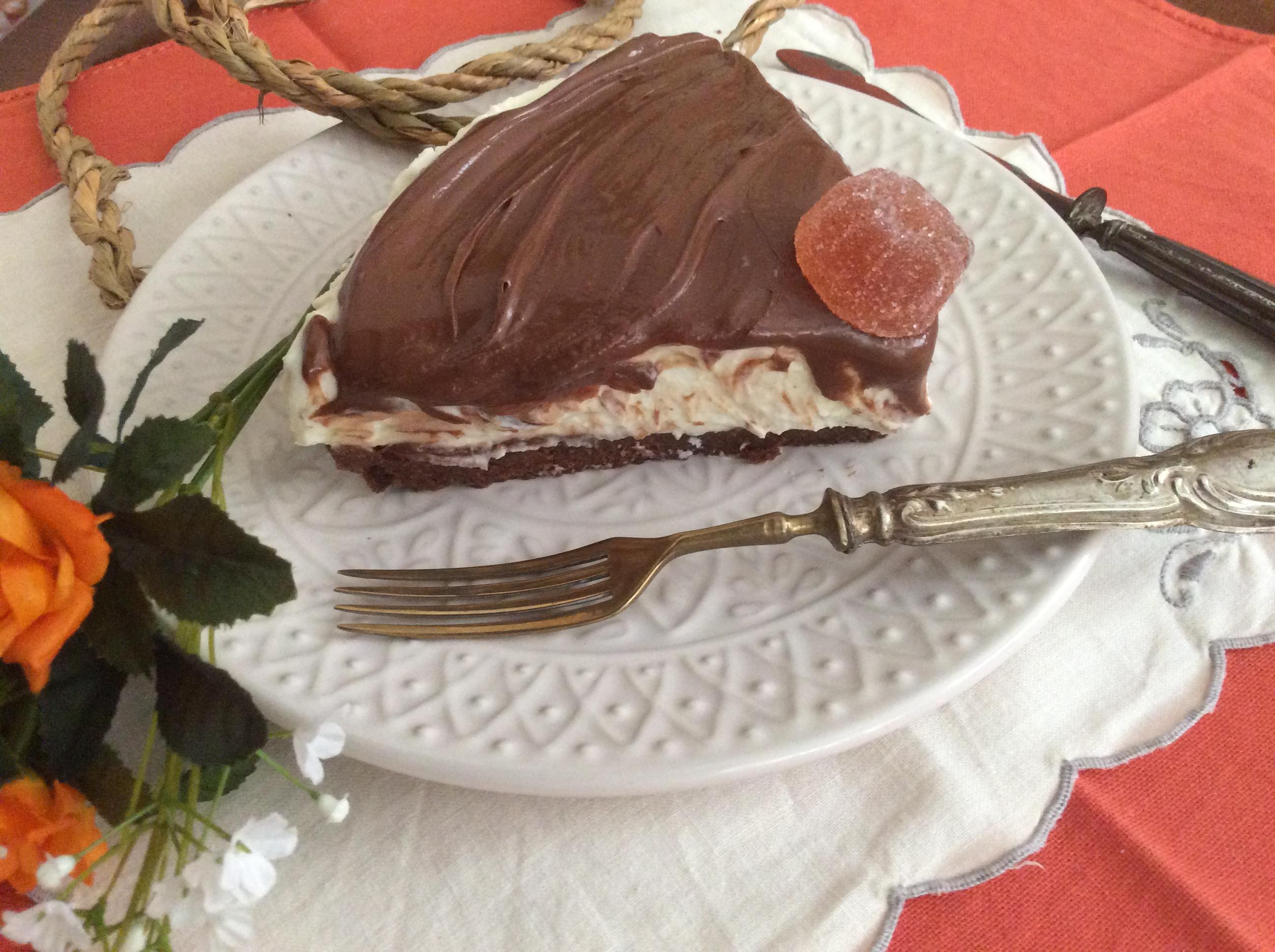 cheesecake cremosa