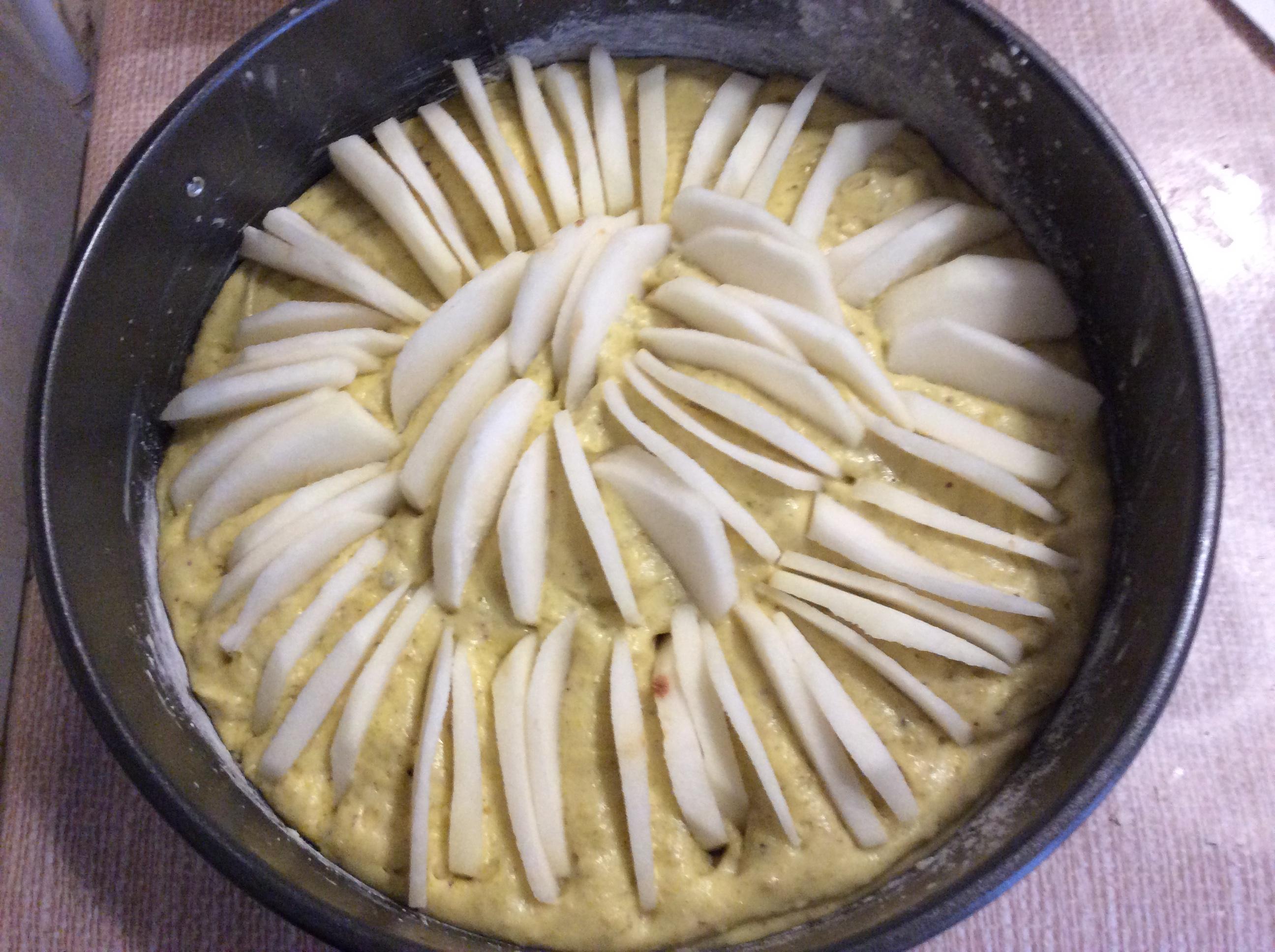 mele in bellavista cruda