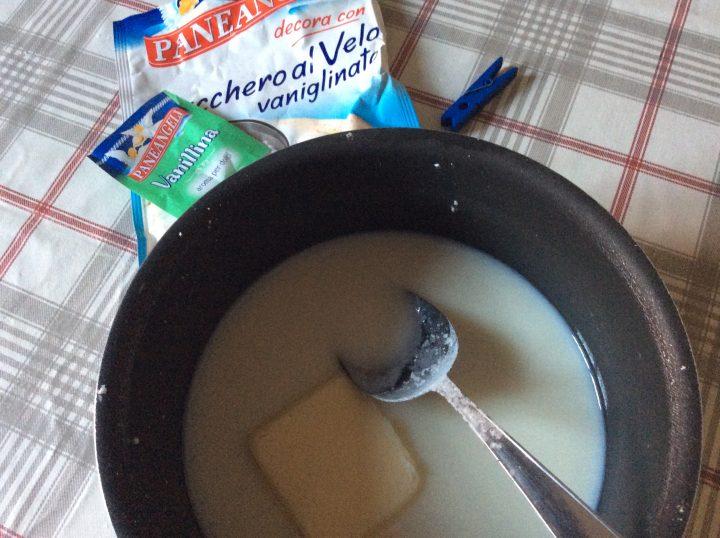 Ingredienti Latte condensato