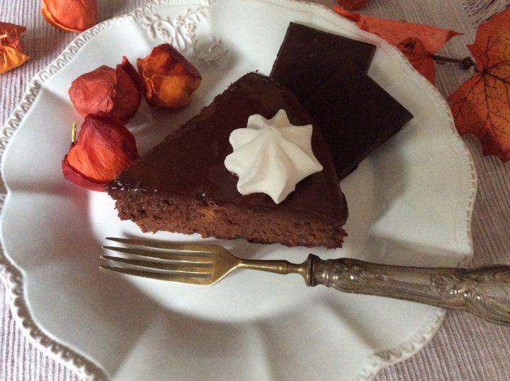 fetta di gateau chocolat