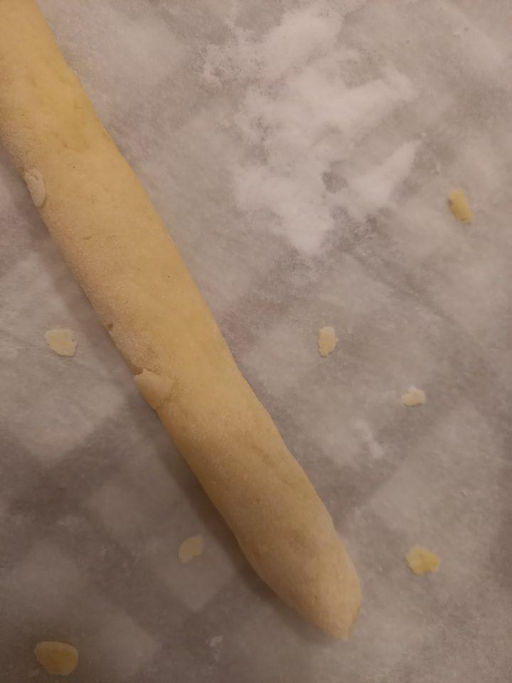 cilindretto di patate