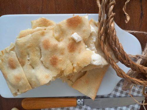 Focaccia con formaggio (di Recco)