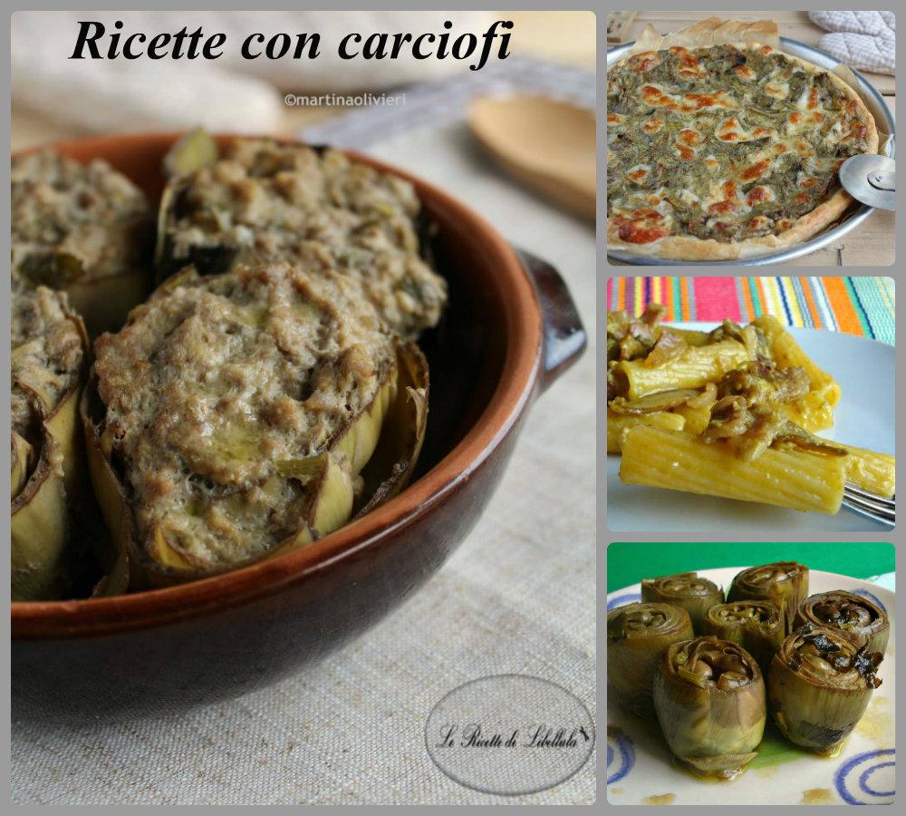 Ricette con carciofi le ricette di libellula for Ricette con carciofi