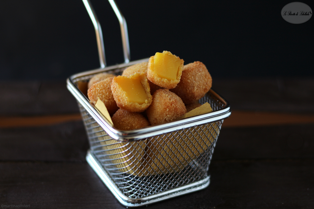 cremini fritti ricetta regionale