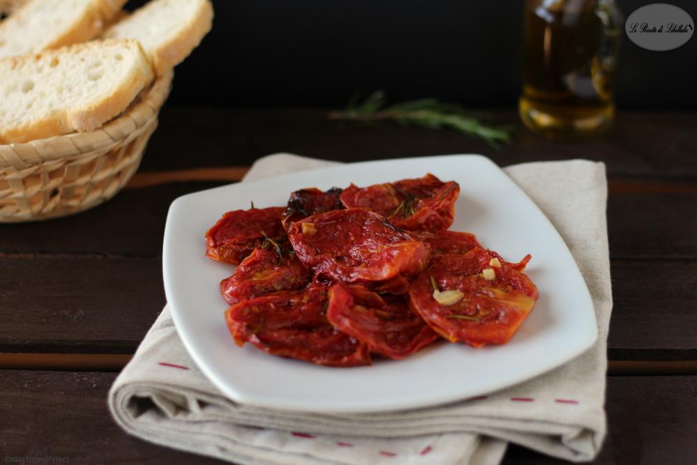 Pomodori arrosto al forno