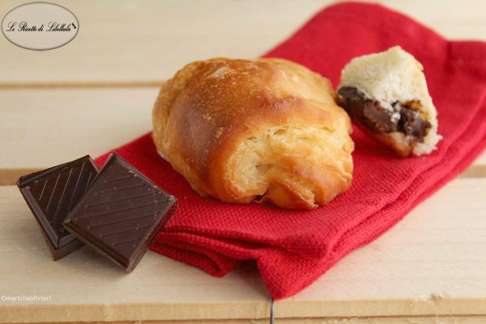 pain au chocolat le ricette di libellula. Black Bedroom Furniture Sets. Home Design Ideas