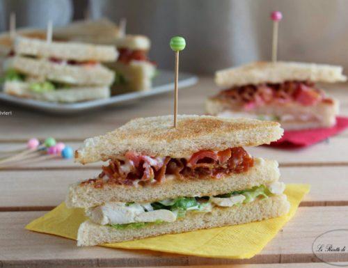 Club Sandwich americani