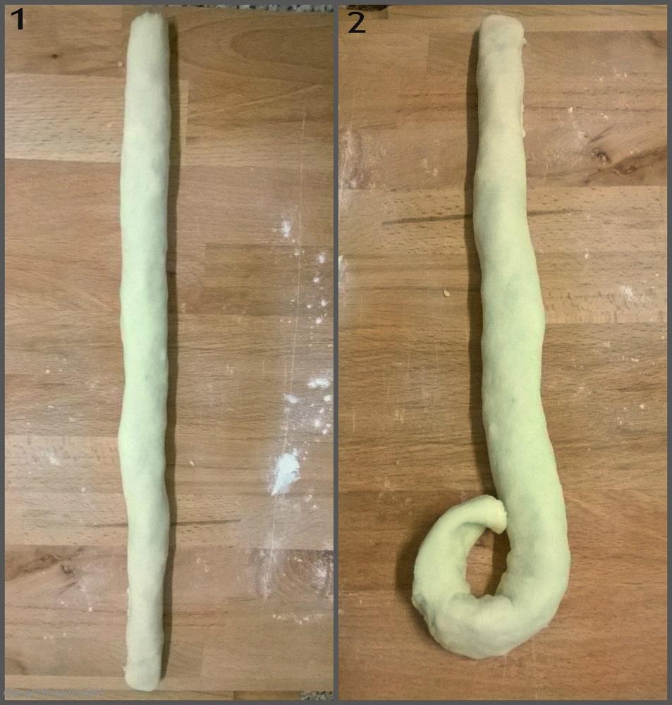 Come formare le ciambelle