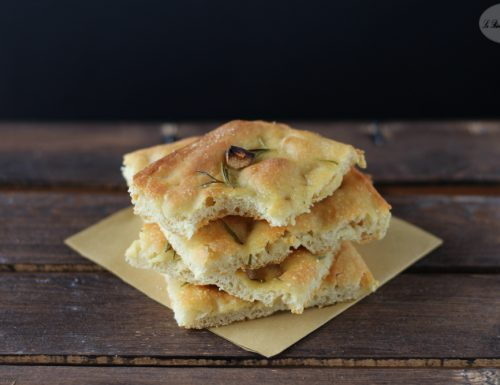 Pizza Bonci – Impasto base