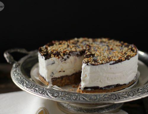 Torta gelato alla panna – Senza gelatiera