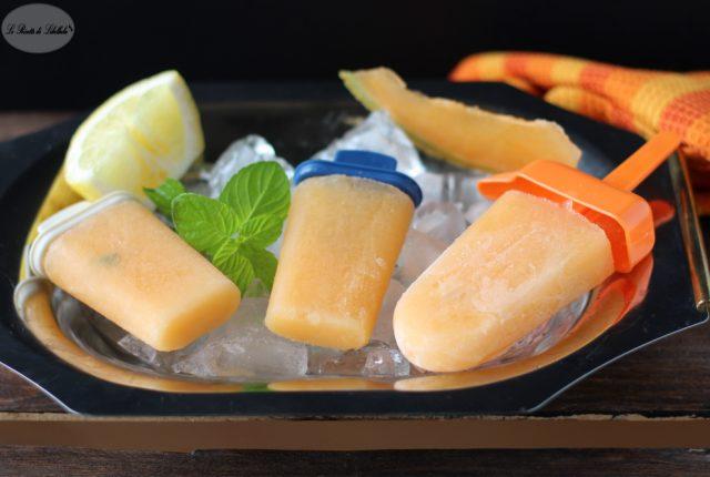 ghiaccioli melone