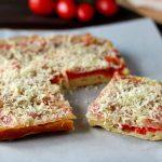 Pizza all'amatriciana - Ricetta Bonci