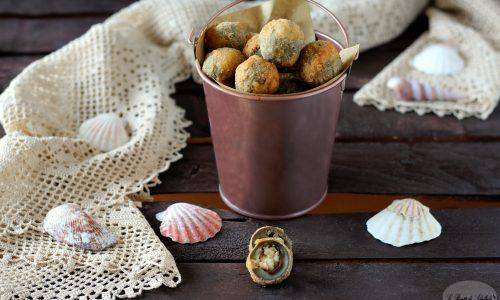 Olive all'ascolana di pesce - Ricetta rivisitata