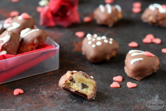 Cioccolatini Cookies e Caramello
