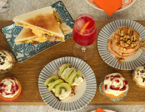 Brunch – 6 ricette da realizzare in casa