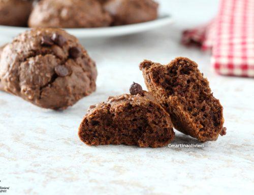 Biscotti al cacao e cocco – Senza glutine