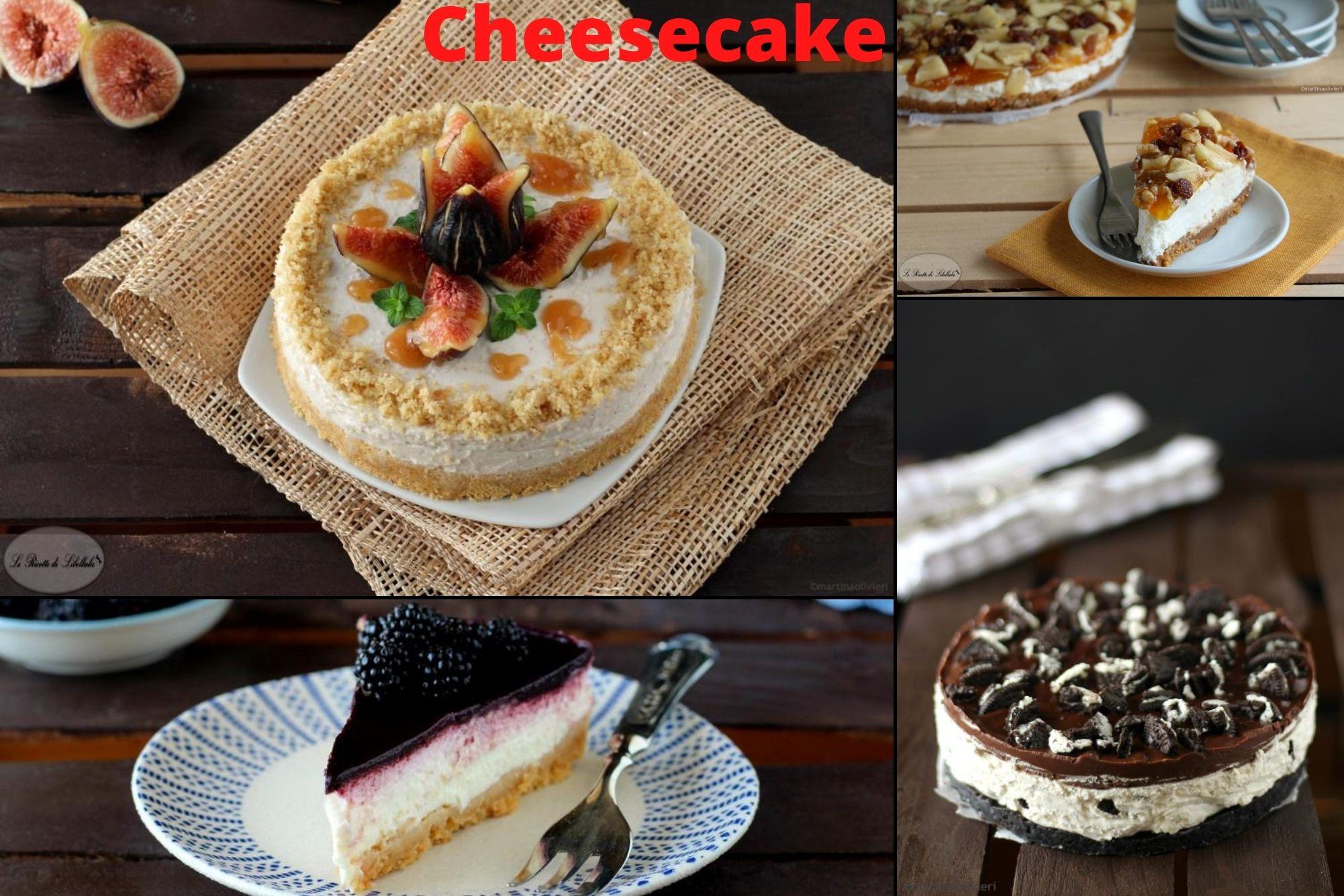 Cheesecake - Ricette facili e veloci