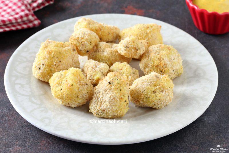 Nuggets di cavolfiore