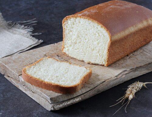 Pan bauletto all'olio – Senza lattosio e senza uova