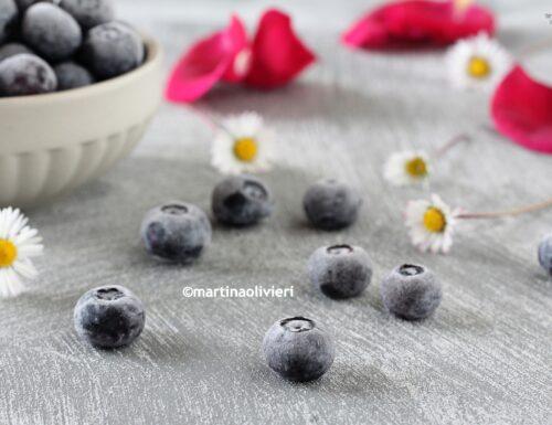 I mirtilli – Proprietà e ricette