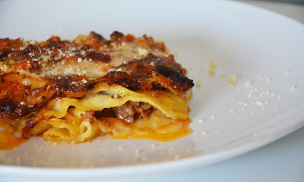 Lasagne della nonna Giusy
