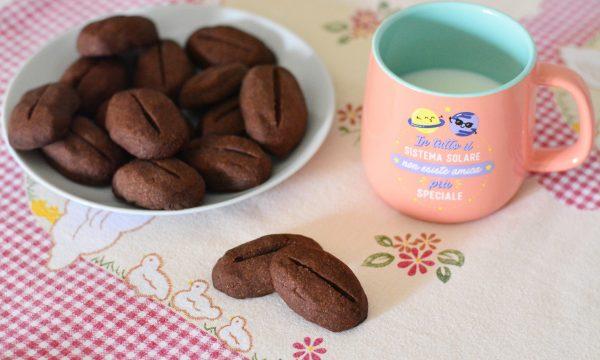 Biscotti al caffè senza uova
