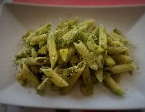 Penne con patate e broccoli