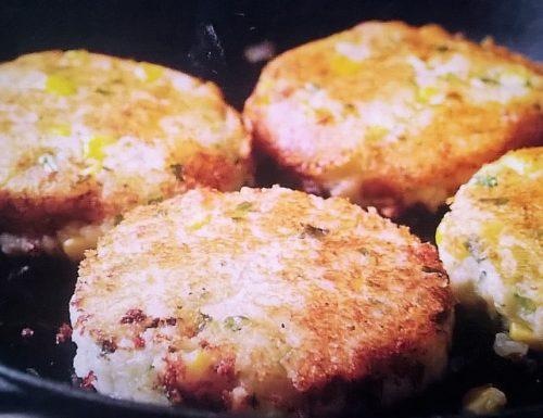 Crocchette golose di patate e salsiccia