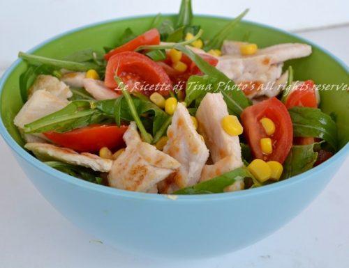 Pollo all insalata