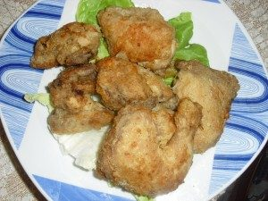 Ricetta pollo fritto