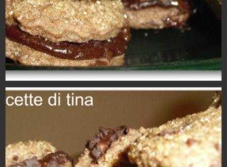 biscotti con la cioccolata