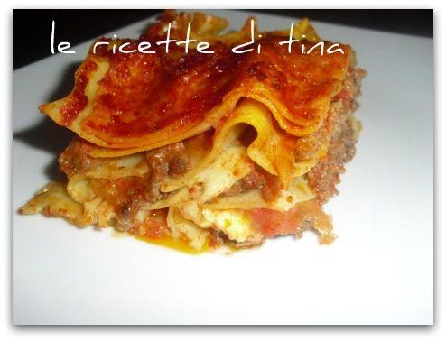 Lasagna veloce