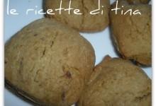 Biscotti al caffè e nutella