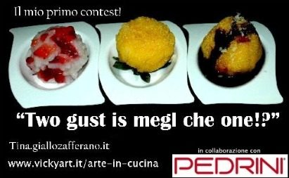 Selezione ricette Contest Two gust is megl che one