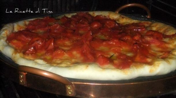 Pietra ollare pizza