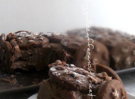 Pan di stelle nutella e mascarpone