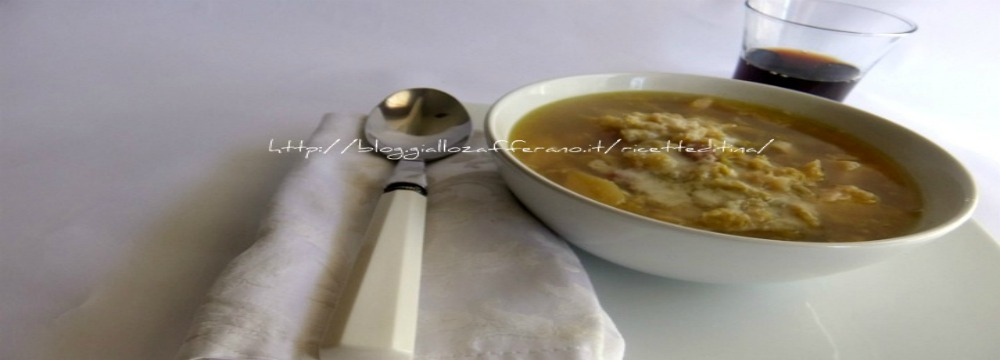 zuppa di verza e patate