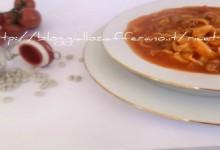 Cucina regionale campana pettole e fagioli