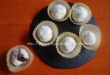 Dolcini al cocco e nutella