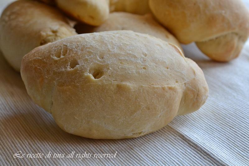 panini morbidissimi,ricetta panini morbidissimi,panini con stracchino,panini fatti in casa,le ricette di tina